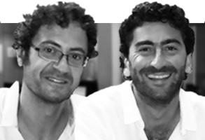 Andrea Lupi e Pierluigi Morena