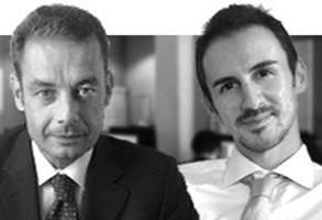 Giulio Cupini e Fabio Scalet