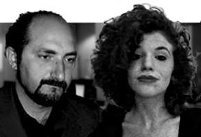 Marco Lillo e Valeria Pacelli
