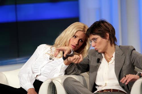 Michelle Hunziker / Giulia Bongiorno