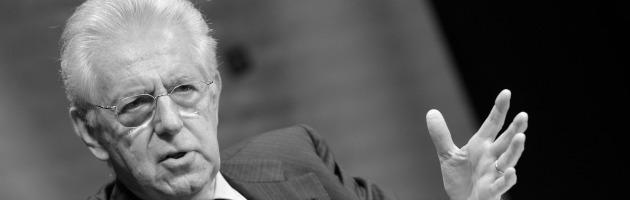 """Addio Scelta Civica, Mario Monti: """"Su Imu Letta inginocchiato al Pdl"""""""