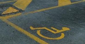 parcheggio disabili_interna
