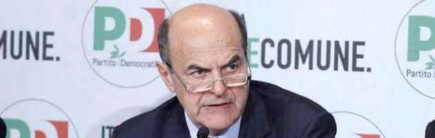 """Amministrative, Bersani: """"Il Pd ha vinto, centrodestra sconfitto, avanza Grillo"""""""