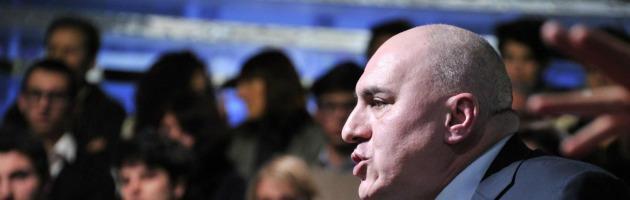 """Crosetto all'attacco di Grillo: """"E' violento come Goebbels, fasciocomunista e razzista"""""""