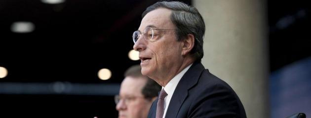 """Crisi, Draghi: """"L'Europa a metà del guado ma ora serve un patto per la crescita"""""""