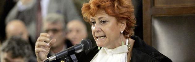 Ilda Boccassini, il capo della Direzione distrettuale antimafia di Milano