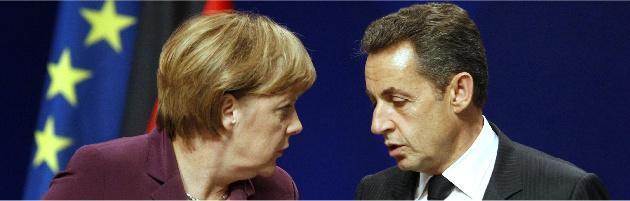 E se vincesse Hollande? Grossi guai per Angela Merkel che tifa ancora Sarkozy