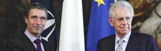 """Monti: """"L'Italia in Afghanistan anche dopo il ritiro delle truppe nel 2014"""""""