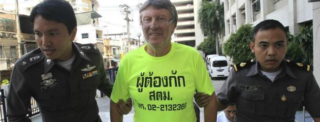 Mafia, Palazzolo verso l'estradizione: via libera dalla Corte penale di Bangkok