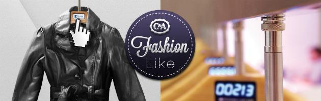 """Tendenze, i """"like"""" di Facebook arrivano sui vestiti con un app made in Italy"""