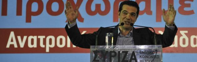 Syriza al M5S in Europa: scegliete da che parte stare