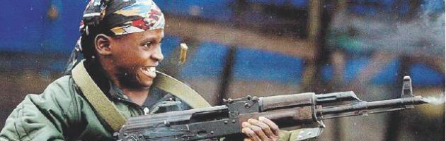 I bambini soldato e l'eredità degli orrori ai confini tra Sierra Leone e Liberia