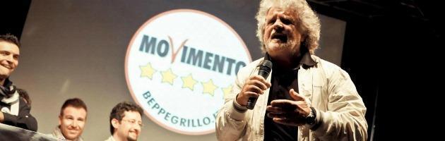 """Movimento Cinque Stelle, boom di voti. Grillo: """"Ci vediamo in Parlamento"""""""