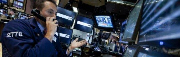 Borsa, gli indici europei aprono in calo. Milano – 0,49%