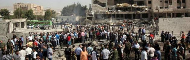 """Siria, il timore dell'inviato Onu: """"La Damasco di oggi come la Beirut anni '70"""""""