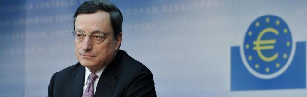 """Draghi: """"Eurozona, inflazione sotto il 2% nel 2013. Italia sulla buona strada"""""""
