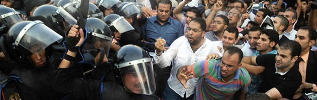 Nuova ondata di proteste in Egitto. Da mercoledì almeno 20 morti