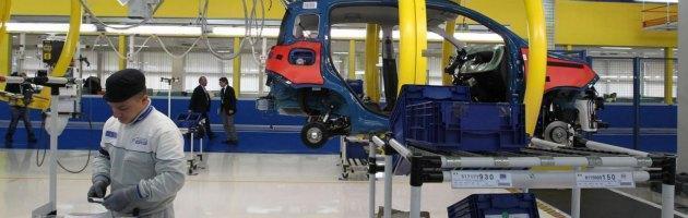 Istat, produzione industriale -6,9% nel 2011, ma rimbalzo a maggio