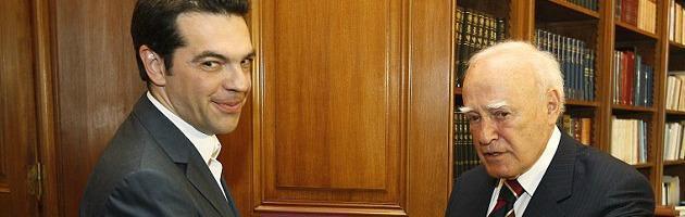 Caos Grecia, l'ultima chance per la stabilità è il governissimo del presidente