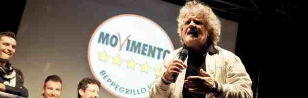 """Beppe Grillo sul Time: """"Il politico più potente dopo Berlusconi è un comico"""""""