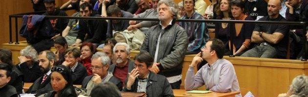 """Grillo: """"Basta con il reato di vilipendio al presidente. Norma fascista"""""""