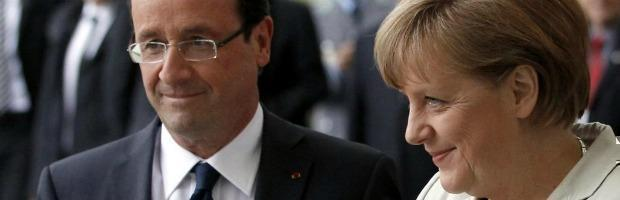 """Rigore, Merkel: """"Simili alla Francia"""". La Grecia? """"Deve rimanere nell'euro"""""""
