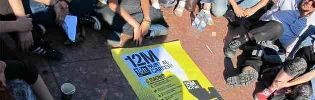 Spagna, il movimento degli Indignados torna sotto i riflettori un anno dopo