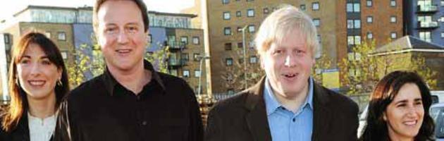 Londra, Johnson ancora sindaco. Ora punta a diventare lo 'sfidante' di Cameron