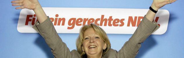 Disastro della Cdu al voto in Vestfalia: minimi storici per il partito della Merkel