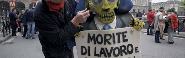 Istat: disoccupazione giovanile + 7,8% in quattro anni. Cala il reddito degli operai