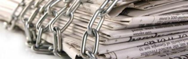 """""""In Italia stampa più libera dopo le dimissioni di Berlusconi"""""""