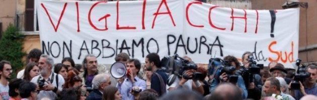 """Brindisi, presìdi da Milano a Palermo. Lo """"sdegno"""" dei sindacati"""