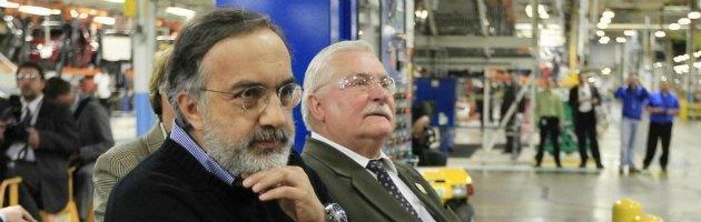 """Fiat Industrial sarà quotata a Wall Street. Marchionne: """"Il marchio non sarà nel nome"""""""