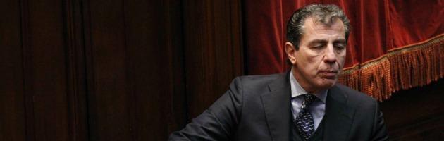 """Inchiesta Bpm: """"Legge di Milanese per sisma in Abruzzo favoriva videopoker"""""""
