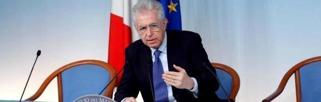 """Lavoro, il Senato approva ddl. Monti: """"Riforma di profonda struttura"""""""