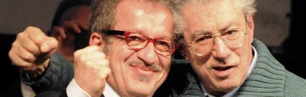 Lega, accordo Maroni-Bossi: il senatur appoggia Bobo per la segreteria federale