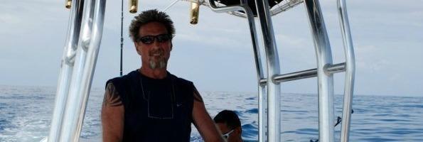 McAfee arrestato in Belize: liberato dopo 14 ore grazie a intervento Usa