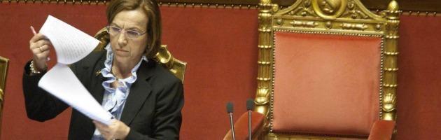 """Gaffe Fornero: """"Il lavoro non è un diritto"""". Ok alla riforma, Pdl in ordine sparso"""