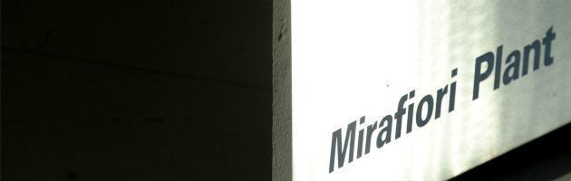 Fiat, in cassa integrazione tutti i 5400 dipendenti degli Enti Centrali di Mirafiori
