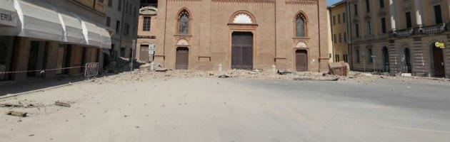 Terremoto Emilia, nuova forte scossa alle 21. Ed è allarme sciacalli: tre arresti