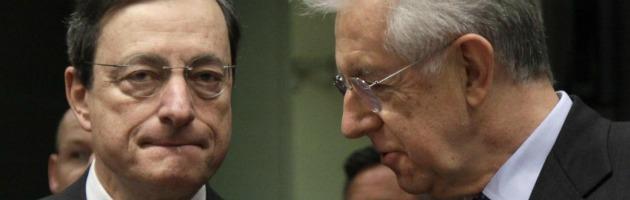 """Eurobond, il premier Monti: """"Tempi maturi arriveranno fra non molto"""""""