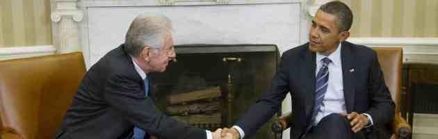 """Monti al G8: """"Vengo a rappresentare un'Italia con le carte in regola"""""""