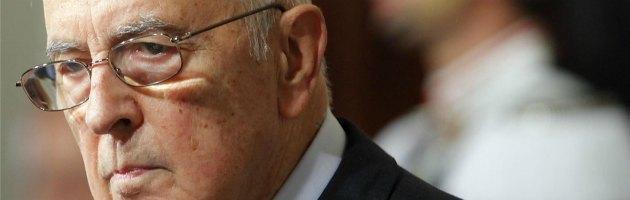 """Terrorismo. Napolitano invoca """"coesione sociale"""" per ricordare Massimo D'Antona"""