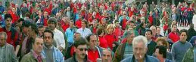 Duecento operai Fiat di Termini Imerese occupano la sede Agenzia delle Entrate