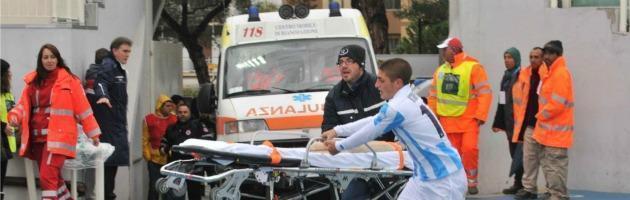 La sua auto ostacolò i soccorsi a Morosini, vigile sospeso per sei mesi