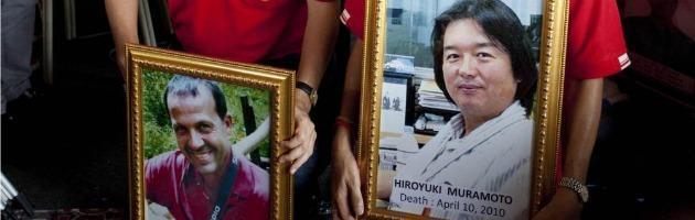 """Thailandia, due anni fa l'omicidio di Polenghi. L'inchiesta: """"Ucciso dai soldati"""""""