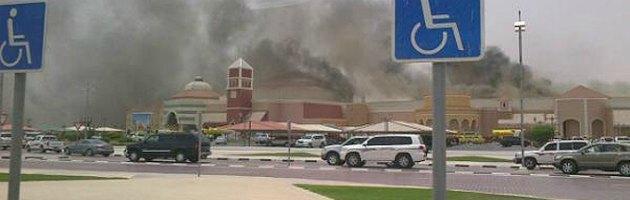 Qatar, incendio in centro commerciale 19 morti di cui 13 bambini