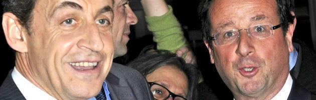 Dalla periferia industriale al cuore di Parigi, sfida finale Sarkò-Hollande