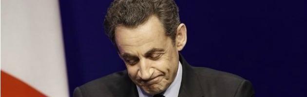 """Francia: Sarkozy,  l'uomo """"forte"""" ha perso. Un errore inseguire gli elettori di Le Pen"""