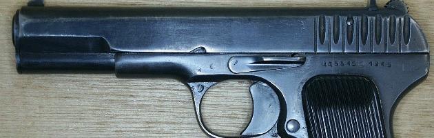 Genova: pistola Tokarev, sequestrata a Prima Linea, mitra nel covo milanese Br